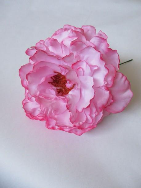 N Nueva Peonia rosa chicle71